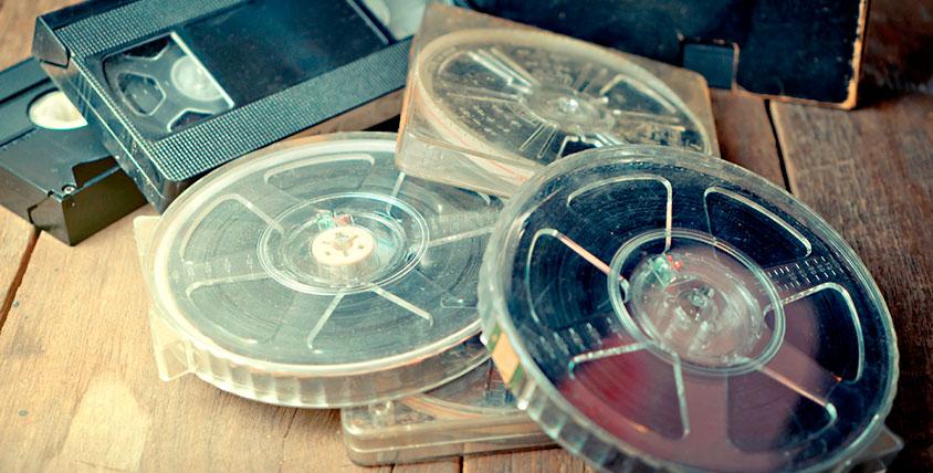 """Вспомнить все! Оцифровка кинопленки, аудиокассет, видеокассет и сканирование фотоплёнки в фотосалоне """"ФотоMix74"""""""