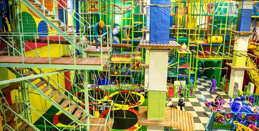 """Организация Дня рождения в городе профессий """"Чадоград"""" и в сети парков """"Мегалэнд"""""""