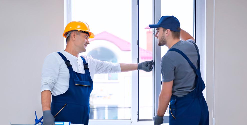 Диагностика, ремонт пластиковых окон идверей откомпании «РемСервис74»
