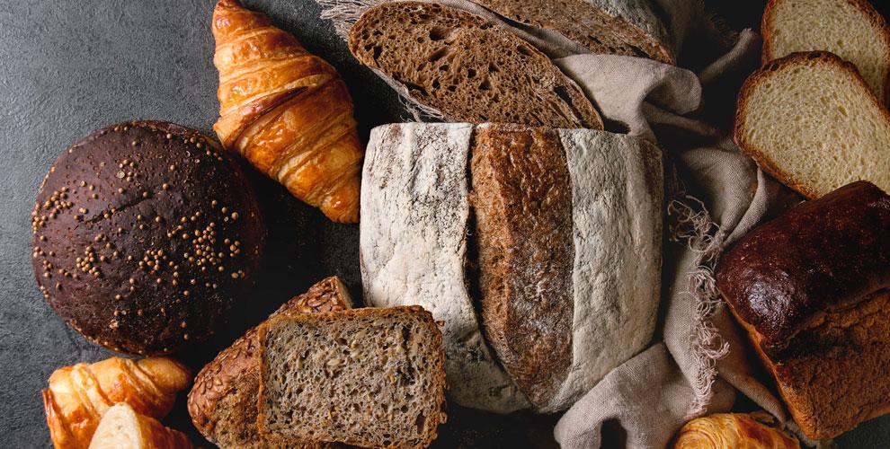 Безглютеновый крафтовый хлеб бездрожжей ивыпечка отпекарни «Профессор Пуф»