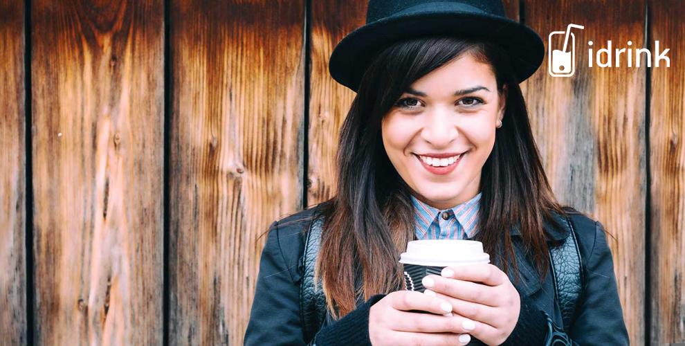 Мобильное приложение iDrink: 30 дней бесплатных коктейлей, кофе и других напитков