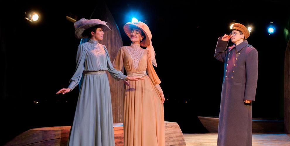 Театр драмы «Камерная сцена» приглашает на спектакли