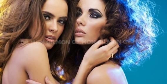 Фото две девушки