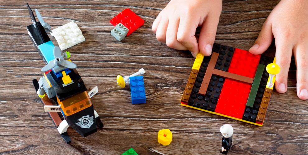 «Леготека»: посещение игрового пространства, мастер-классы, проведение днярождения