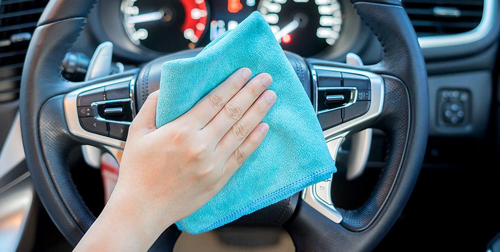Комплексная химчистка салона автомобиля в автомойке Компания Timmy Auto Cleaning