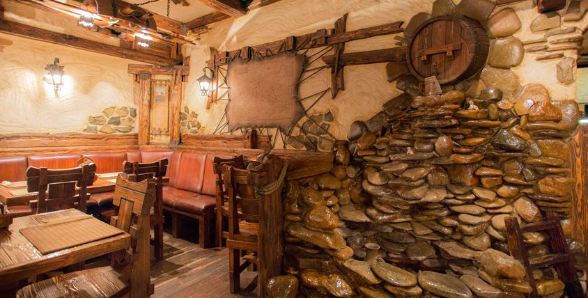 """Ресторан """"Старая Таганка"""" - восточная, европейская, русская кухни и напитки за полцены"""