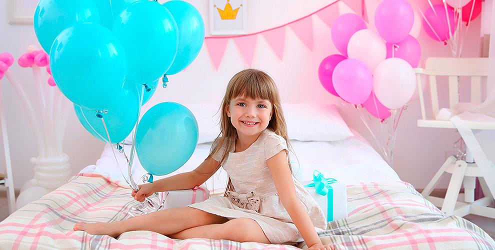 Гелиевые шары, композиции и детские праздники в агентстве «Абордаж»
