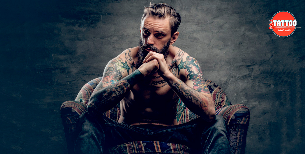 Нанесение татуировки и лазерное удаление в салоне Pro Tattoo