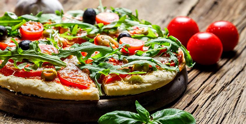 Осторожно, вкусная еда! Долгожданная новинка от ресторана Sushilux - бесплатная доставка пиццы прямиком к вашему столу