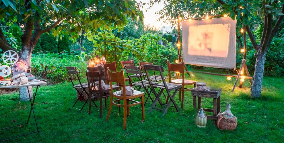 Кинотеатр AeroKinо приглашает на фильмы под открытым небом