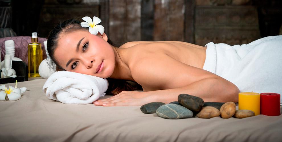 Сеансы массажа на выбор в SPA-салоне Amrita