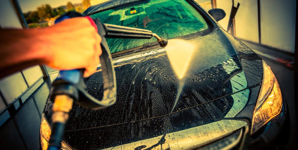 Круглосуточная автомойка RENZACCI: мойка, химчистка и полировка кузова автомобиля