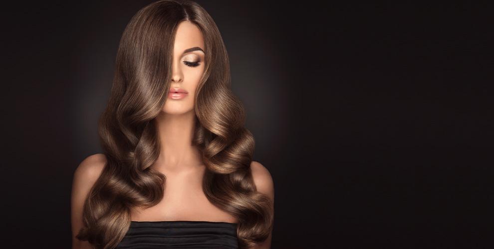 Оформление бровей, поресничное наращивание иукладка волос вBROW BARGOODBROWS