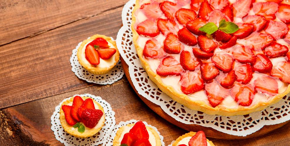 Традиционные идесертные пироги откомпании «Домашняя пекарня»