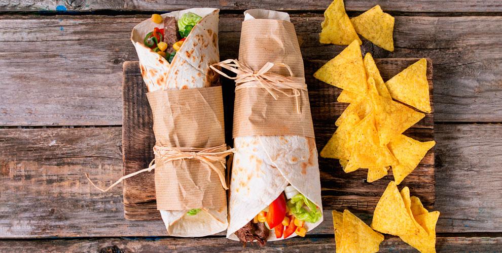Компания «Время Yes'ть»: шаурма, картофель фри,наггетсы, крылышки баффало ичай