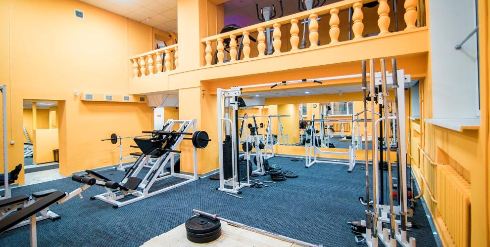 Фитнес-клуб «Золотой Тигр»: пробные занятия, безлимитные абонементы втренажерныйзал