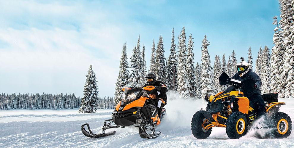 «Челтриал»: катание на квадроцикле, мотоцикле, питбайке, снегоходе и аренда бани