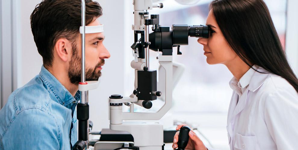 Отделение лазерной коррекции зрения: офтальмологическое обследование перед операцией