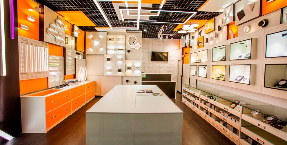 Люстры, светильники, лампы, подсветка кухонной зоны откомпанииSWG