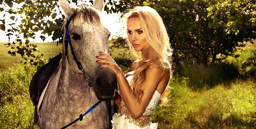 """Катание верхом на лошади в поводу или на территории для взрослых и детей от 50 рублей в клубе """"Добрая Лошадка"""""""