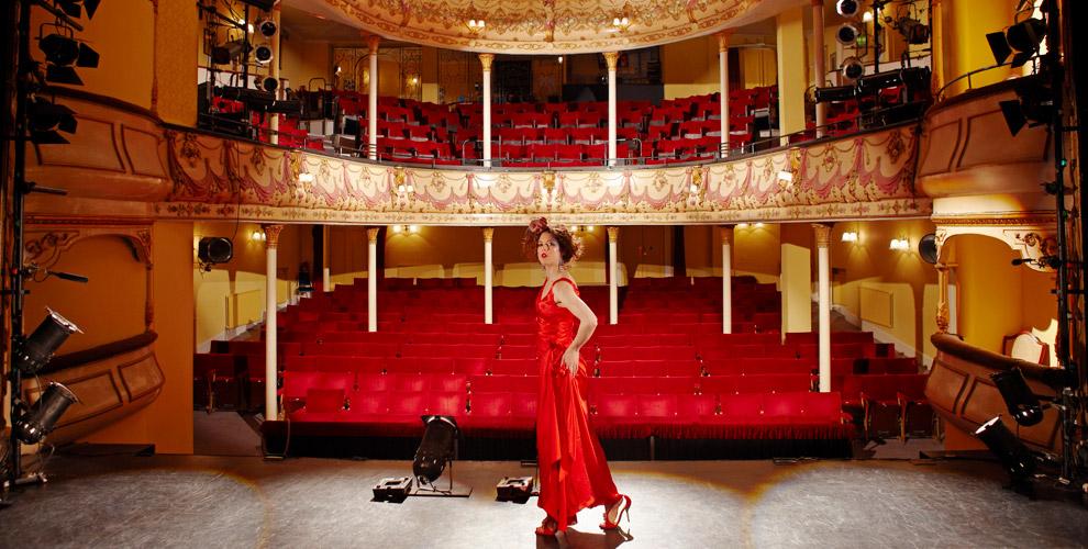 Театр «Театральный особняк» приглашает наспектакли