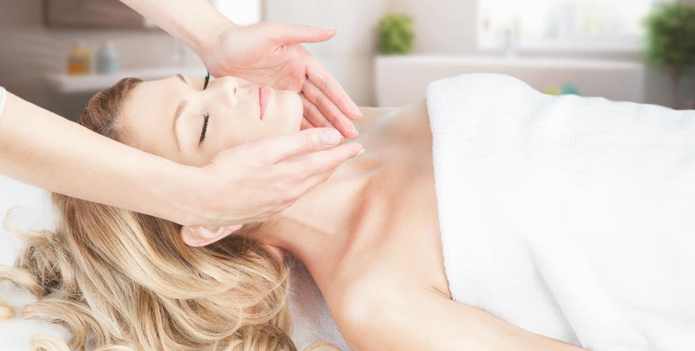 Парикмахерские услуги, косметология лица имассаж отстудии красоты #Likeme