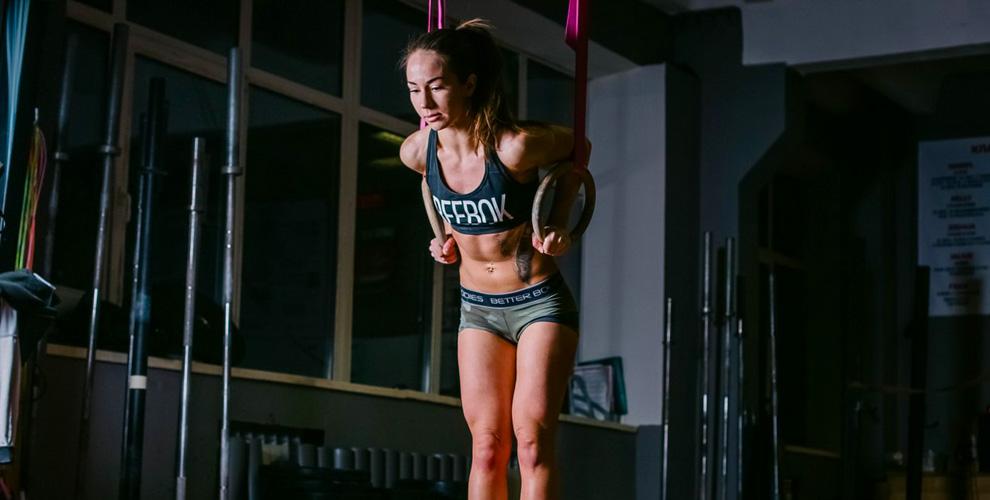 Тренировки по кроссфиту и тренажерный зал в сети клубов Reebok CrossFit EKB