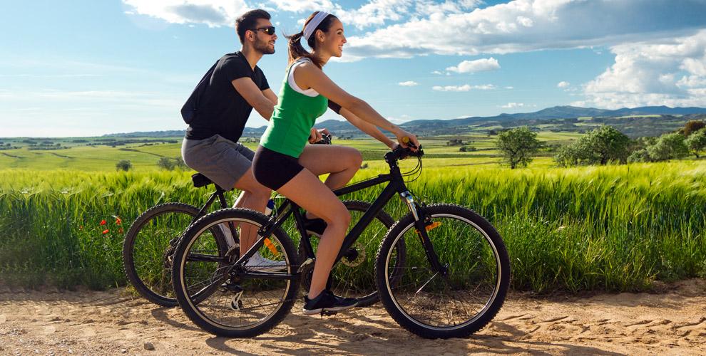 Прокат велосипедов в компании Energy Bike