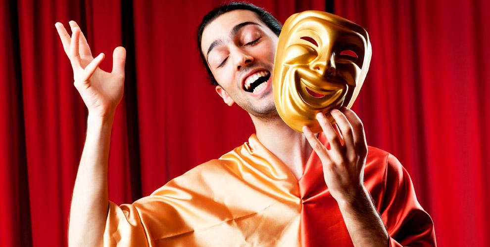 Занятия «Актерское мастерство»,«Вокал» идетская театральная студия втеатре «Крик»