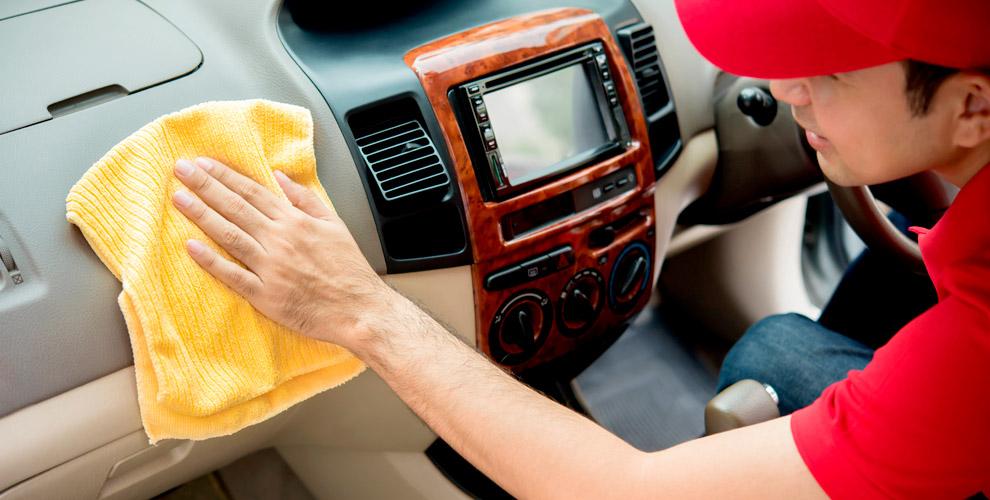 «Студия поуходу заавтомобилем»: уборка салона автомобиля, химчистка, тонирование