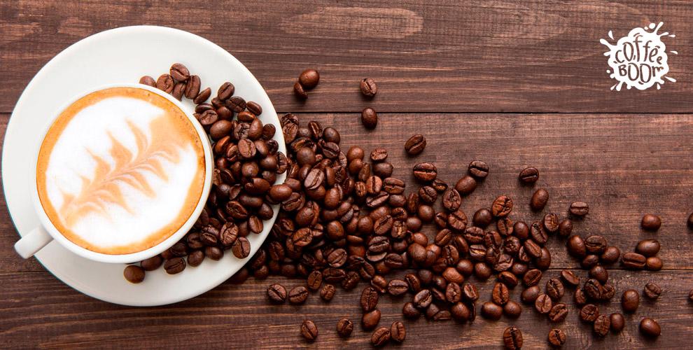 Капучино, латте, американо иэспрессо вкофейне Coffee Boom