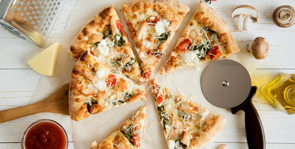 Пицца, осетинские пироги, горячие блюда отслужбы доставки «ПиццаТорг»