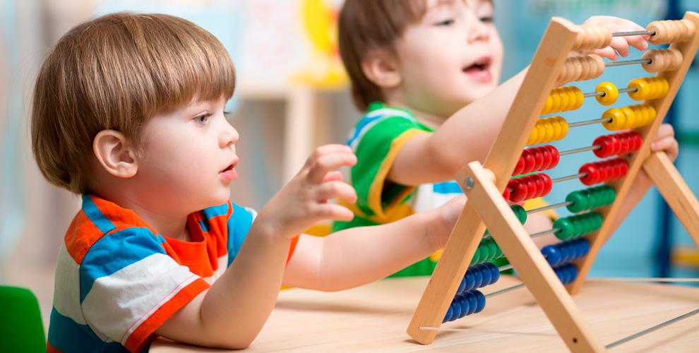 Посещение групп полного и неполного дня в детской игровой комнате «Бейбики»