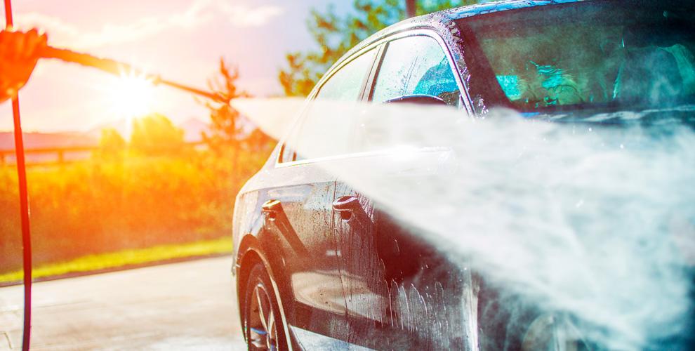 Прайс автомойки икомплексов дляавтомобилей отAMD-Garage