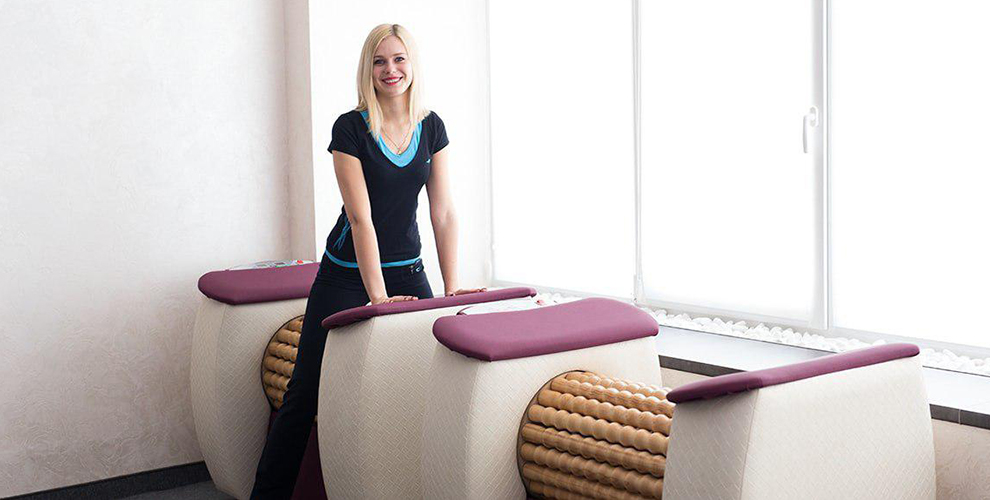 Интенсивный курс коррекции фигуры для женщин в wellness-клубе «Красотка»