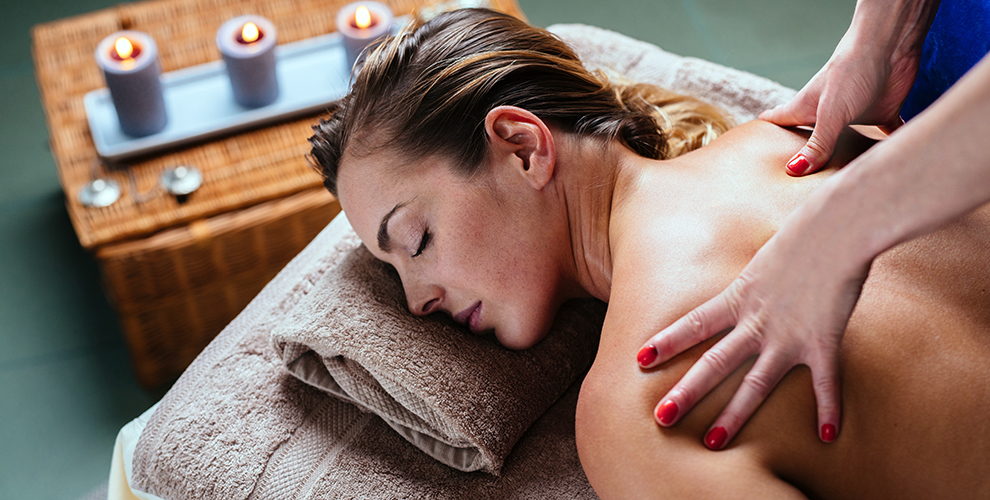 Классический массаж и курс для восстановления организма в центре «Луч»
