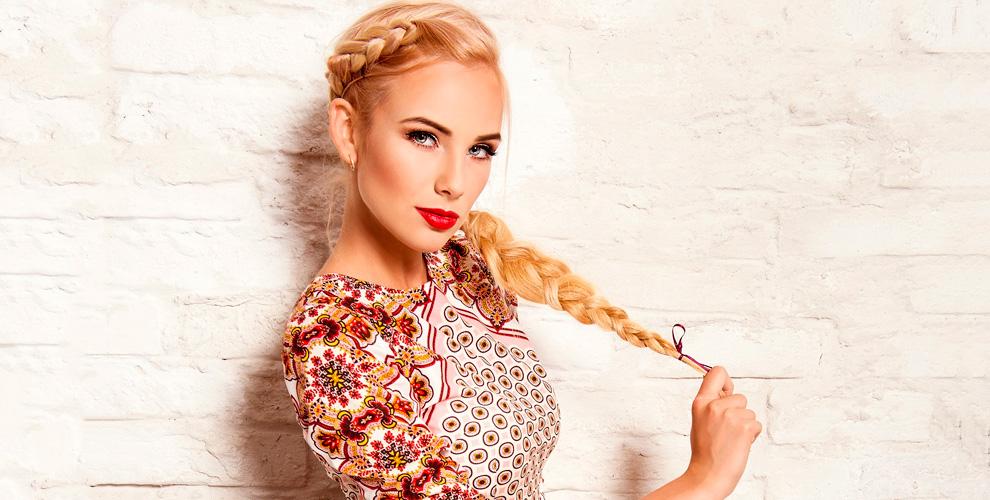 Окрашивание и коррекция бровей, плетение кос в салоне-парикмахерской «Ирис»