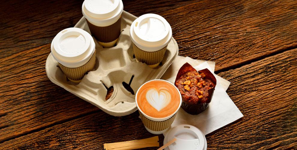 Меню кофе, чаяиавторских безалкогольных напитков вкофейне Goodday