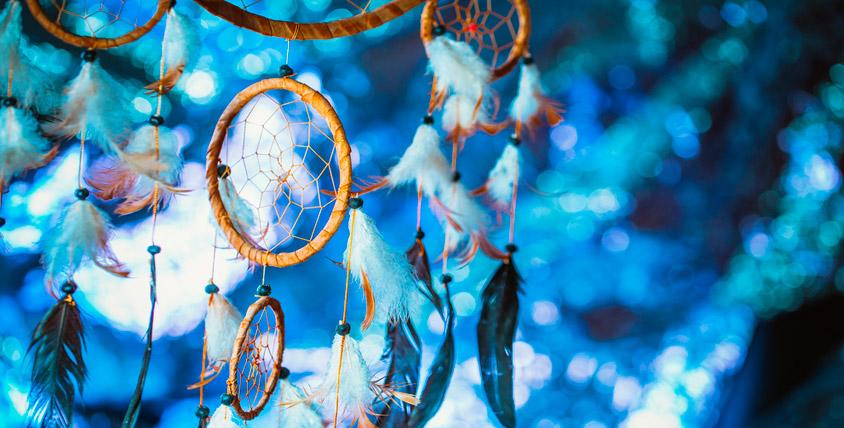 """""""Ловец снов"""", кольца, браслеты, шаманская игрушка и другое от компании """"Гнездо Вороны"""""""