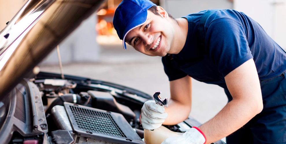 «РусАвто»: диагностика двигателя, покраска деталей автомобиля, замена масла
