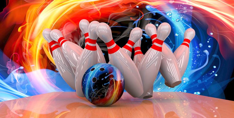 Игра в боулинг или бильярд на территории отдыха «Дубки»