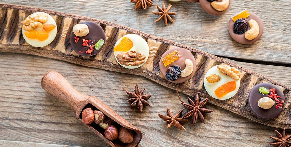 Натуральные сладости от кондитерской фабрики «ЛЕКОНД»