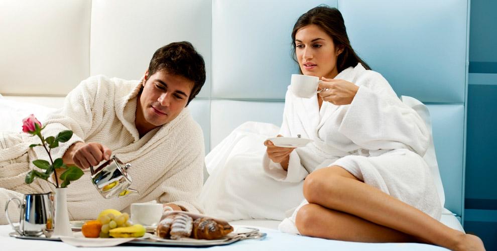 Проживание вномерах категории навыбор вгостинице «Дворец свадеб»