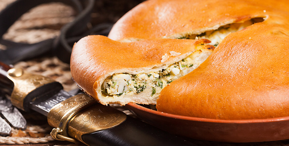 Французские заливные, слоёные, сдобные пироги, перепечи, торты откулинарии «Лаванда»