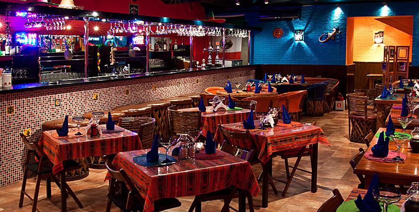 """Новый шеф повар из Перу - Орландо Балдеон рад познакомить вас с традиционной кухней в мексиканском ресторане """"Манито"""""""