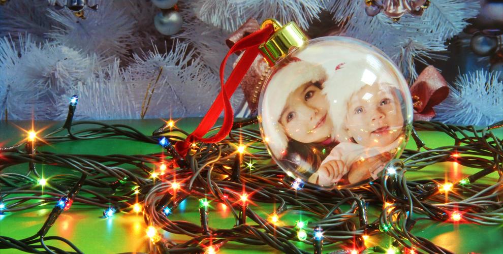 Письмо Деду Морозу, елочная игрушка с фото и другое в фотоцентре «Буратино»