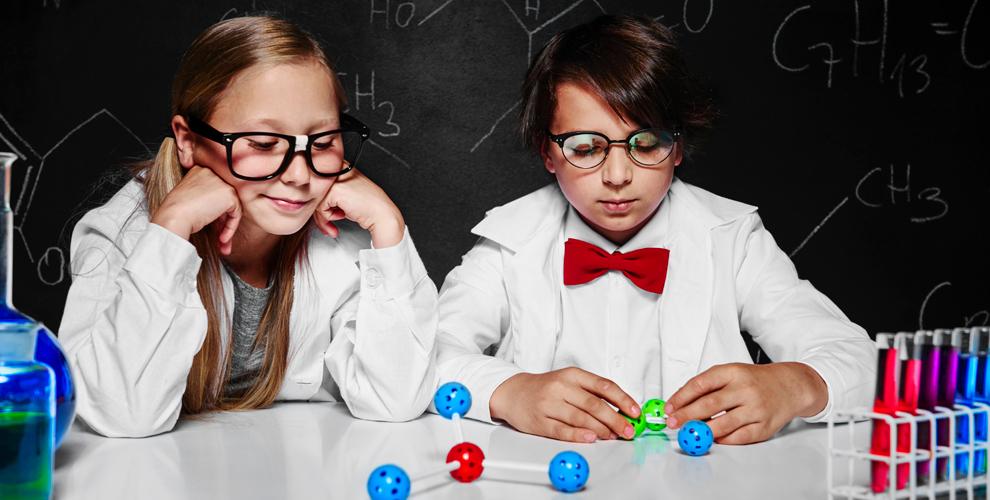 Праздник «Шоу с сухим льдом + 10 экспериментов» от выездной лаборатории «Химия Чудес»