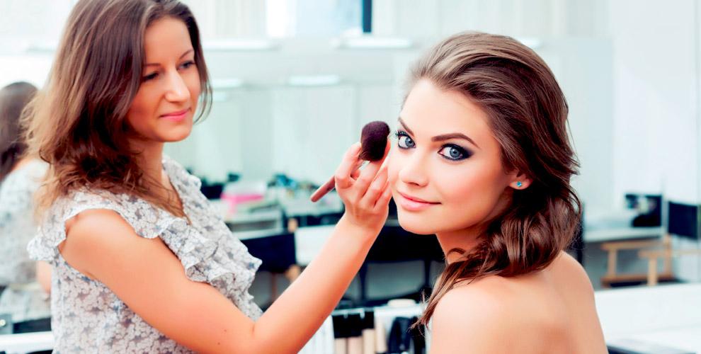 Ok_vizage: нанесение дневного ивечернего макияжа, прически излоконов