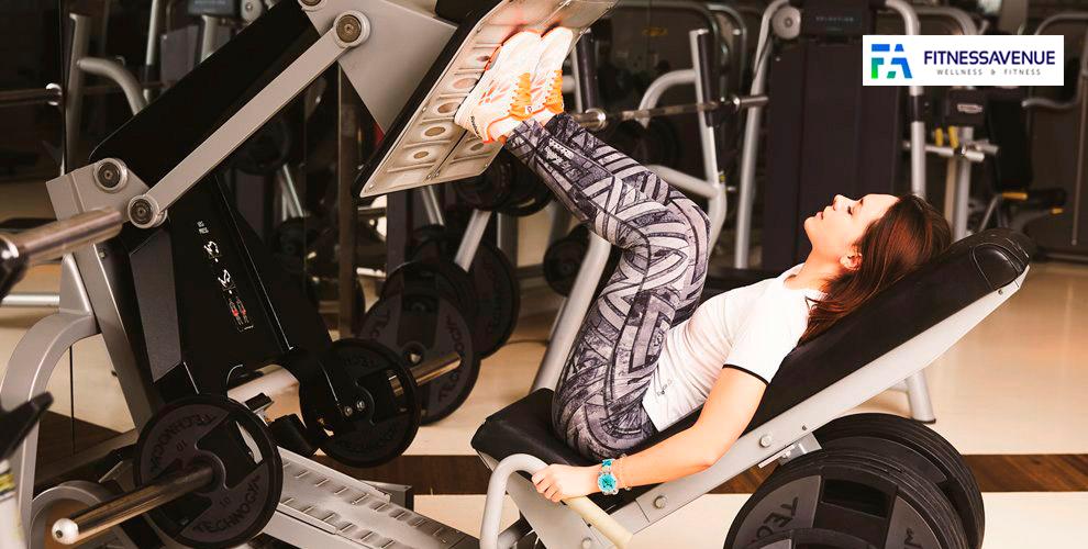 FitnessAvenue: тренажерный зал,кардио-зона, бассейн, групповые программы