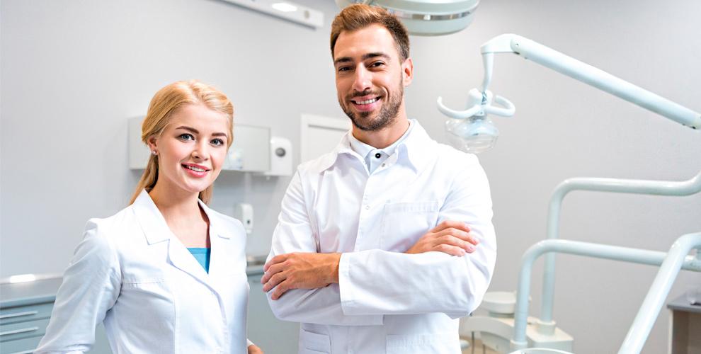 Лечение зубов, удаление нервов, установка виниров икоронок